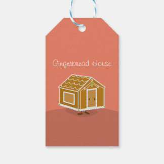 Cute Gingerbread House | Gift Tag