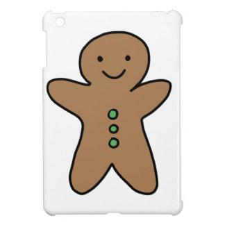 CUTE GINGERBREAD MAN iPad MINI CASE