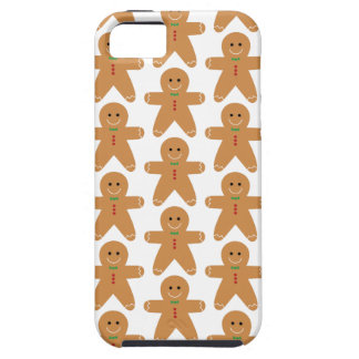 Cute Gingerbread Man Pattern Case For The iPhone 5