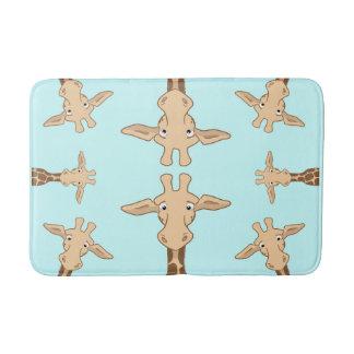Cute Giraffe Bath Mat