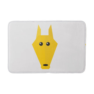 Cute Giraffe Bath Mat