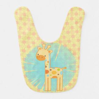 Cute Giraffe Bib