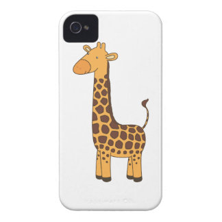 Cute Giraffe iPhone 4/4S Case