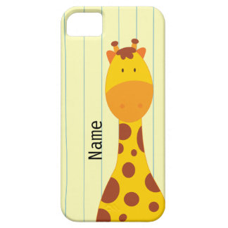 Cute Giraffe iPhone 5 Case Mate Case