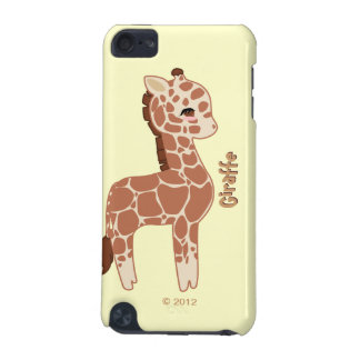 Cute Giraffe iPod Touch (5th Generation) Covers