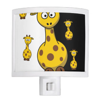 Cute Giraffes Night Lites