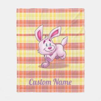 cute girl  cartoon blanket