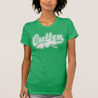 Cute Girly Cullen Irish T-Shirt