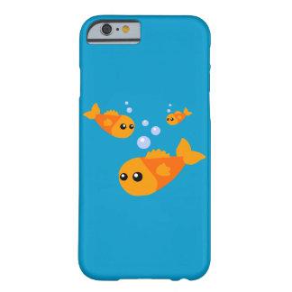 Cute Goldfish iPhone 6/6s Case