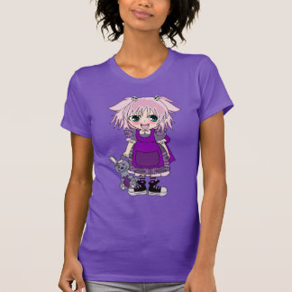 cute goth anime,gothic,anime. tshirts