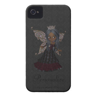 Cute Gothic Fairy Princess BlackBerry Bold iPhone 4 Case