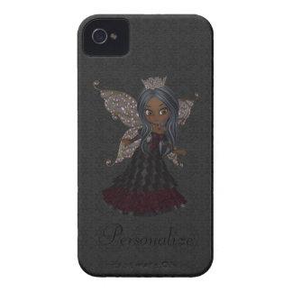 Cute Gothic Fairy Princess BlackBerry Bold iPhone 4 Case