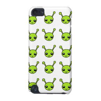 Cute Green Aliens iPod Touch 5G Case