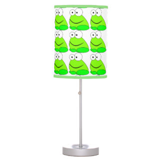 Cute Green Frog Lamp