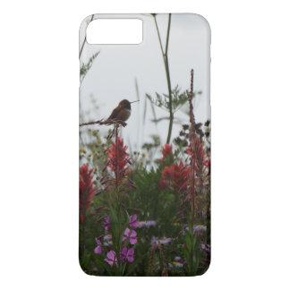 cute green Hummingbird at Dusk iPhone 8 Plus/7 Plus Case