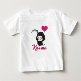 Cute Grim Reaper Baby T-Shirt