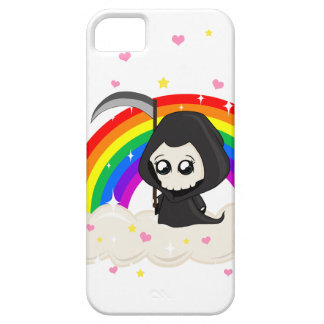 Cute Grim Reaper Case For The iPhone 5