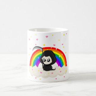 Cute Grim Reaper Coffee Mug