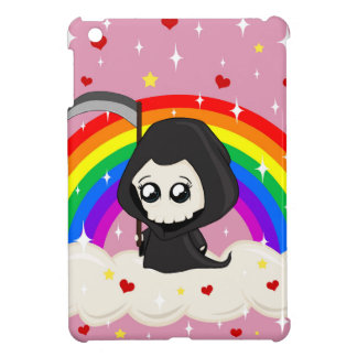 Cute Grim Reaper iPad Mini Case