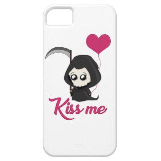 Cute Grim Reaper iPhone 5 Case