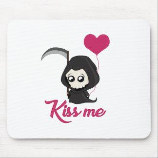 Cute Grim Reaper Mouse Pad