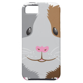 cute guinea pig face iPhone 5 covers