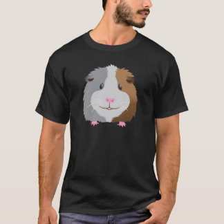 cute guinea pig face T-Shirt