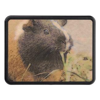 cute Guinea pig Trailer Hitch Cover