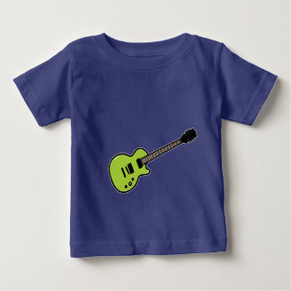 Cute Guitar T-Shirt for Baby Toddler Kids