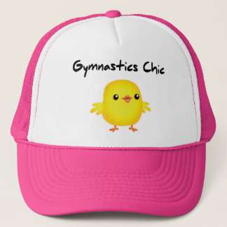 Cute Gymnastics Chic Hat for Gymnasts