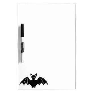 Cute halloween bat cartoon Dry-Erase boards