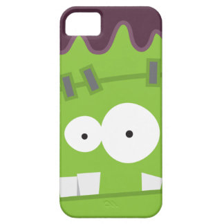 Cute Halloween Frankenstein Monster Face iPhone 5 Cover