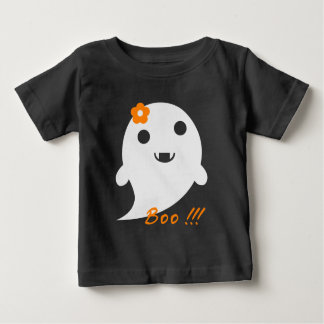 Cute Halloween Ghost Baby T-Shirt