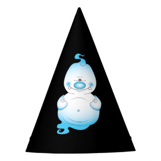 Cute Halloween Ghost Cartoon Party Hat