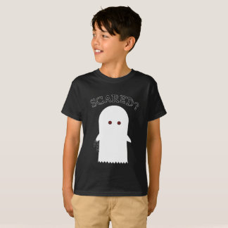 Cute Halloween Ghost Costume - shirt