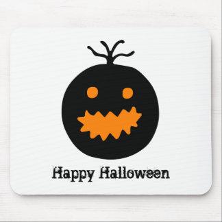 Cute Halloween Pumpkin Mouse Pad