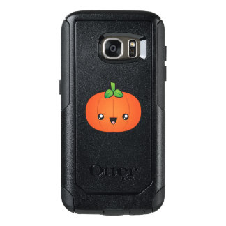 Cute Halloween Pumpkin OtterBox Samsung Galaxy S7 Case