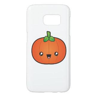 Cute Halloween Pumpkin Samsung Galaxy S7 Case