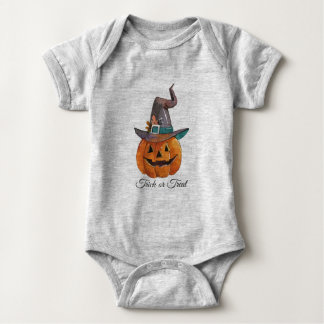 Cute Halloween Pumpkin Witch | Shirt