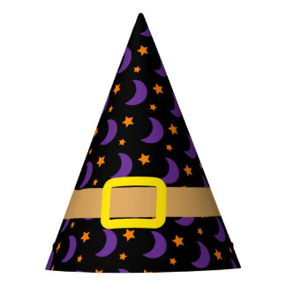 Cute Halloween Witch or Wizard Hat Kids