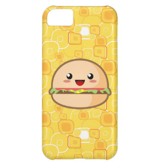 Cute Hamburger iPhone 5C Case