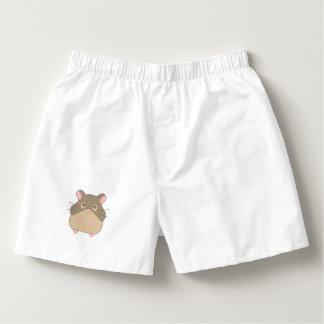 Cute Hamster Boxers