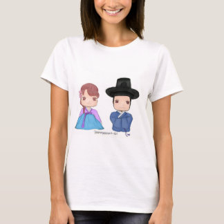 Cute Hanbok couple ♥ T-Shirt