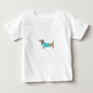 Cute hand drawn doggie baby T-Shirt