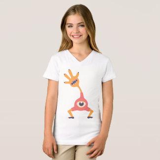 Cute handy eye alien T-Shirt