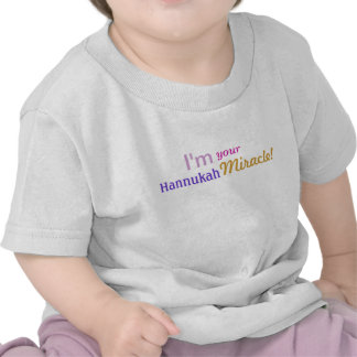 Cute Hannukah Gift - Pink Shirt