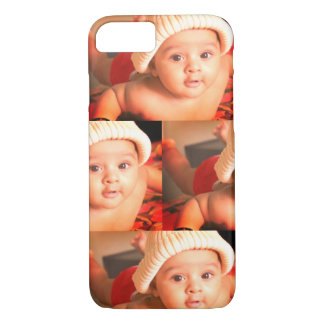 Cute happy Baby Infant  Mobile Case