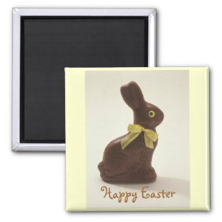 Cute Happy Easter magnet