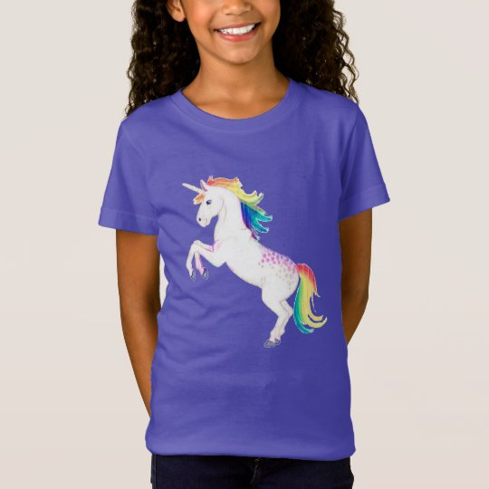 Cute Happy Easter t-shirt design kids unicorn