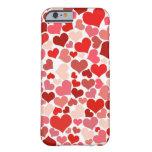 Cute Hearts iPhone 6 Case